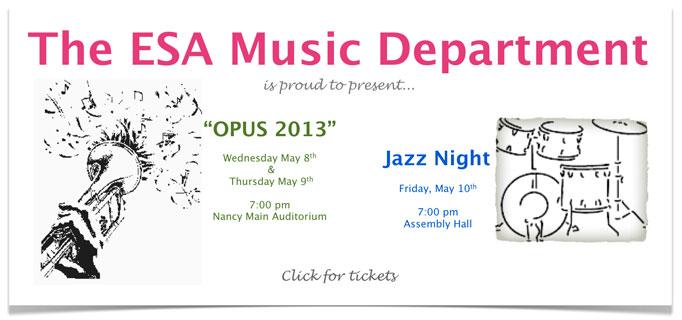OPUS & Jazz Night