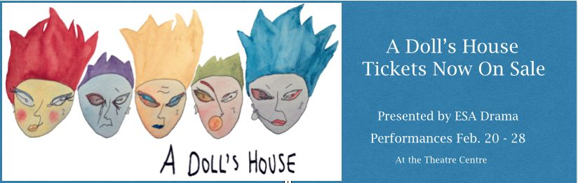 A Doll's House Tickets Now on Sale