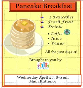 Pancake Pick