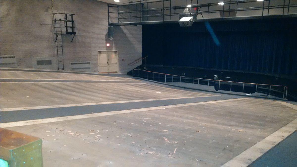 New Skateboard Park at ESA