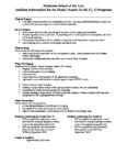 Music Theatre Audition Grades 10 to 12 (1)