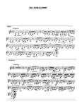Bass Clarinet ESA Audition